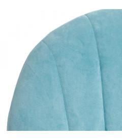 Chaise Valencia Bleu