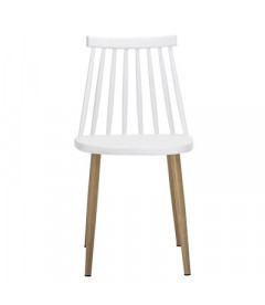 Chaise Bajo White - Outdoor Bloomingville