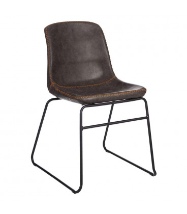 Chaise Hemingway Gris