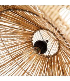 Suspension Kilauea Bambou Ø50cm