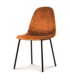 Chaise Jakob Velours Indie