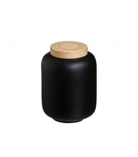 Boite Bambou Noir 16cm