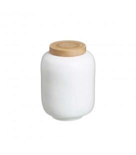 Boite Bambou Blanc 16cm