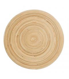 Boite Bambou Vert 22cm