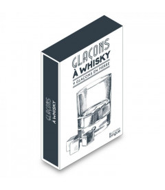 Glaçons à Whisky 9 Pcs