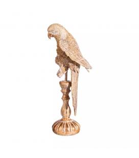 Perroquet Or Vieux 37cm
