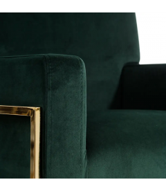 Fauteuil Wild GreenGold