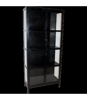 Cabinet en Fer Bon Style d'Usine 176/80/35 cm