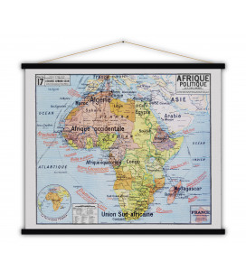 Carte Afrique MEDIUM