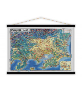 Carte Tokyo MEDIUM