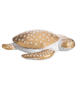 Tortue Or Vieux 12.5cm