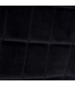 Chaises X2 Lagom Noir