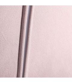 Chaises X2 Brisbane Rose Pâle