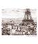 Tableau Verre Trempé XXL Paris LXXV