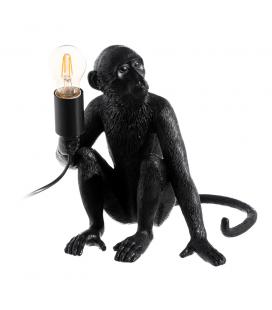 Lampe Singe Noir