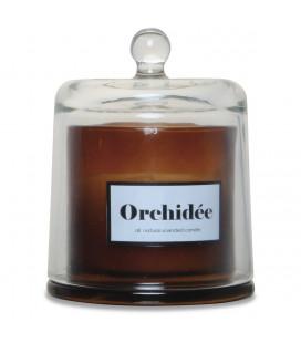 Bougie Cloche Orchidée 240g