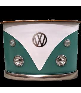 Comptoir de Bar Look Volkswagen Vert