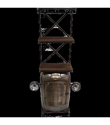 Bar Tracteur Métal