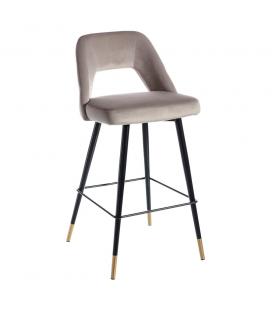 Chaise de Bar Slott Gris