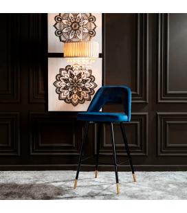 Chaise de Bar Slott Bleu