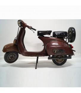 Scooter Vieux Rouge Bordeaux