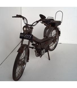 Cyclomoteur Vieux - Gris Foncé