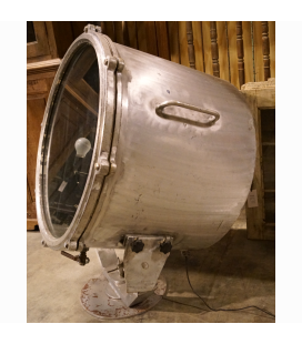 Lampe Vieux Projecteur XXL 105cm