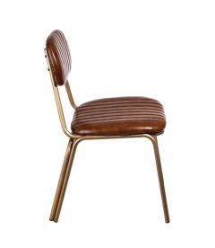 Chaise Habana Marron