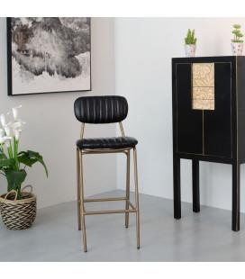 Chaise Bar Habana Noir