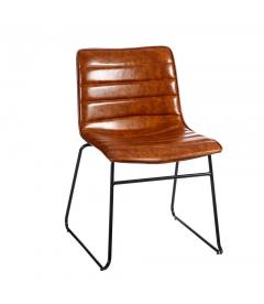 Chaise Melville Couleur Cuir