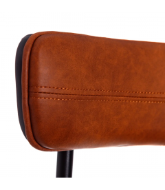 Chaise Straight Line Camel
