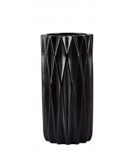 Vase Dolomite Noir 25.5cm