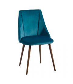 Chaise Luleå Bleu