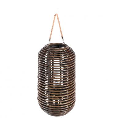 Lanterne Rotin 43cm