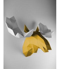 Elan Or & Blanc DIY - Colle Offerte
