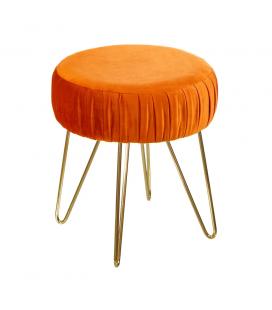 Tabouret Bas Hobby II Orange