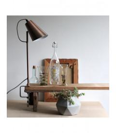 Lampe Serre-Joints Miller Cuivre Brossé