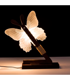 Lampe LED USB Butterfly