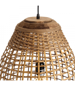 Suspension Natura Basket H47 cm