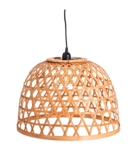 Suspension Naturel Bambou 45.5x45.5x29cm