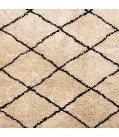 Tapis de Chambre / Couloir Style Berbère (70x140cm)