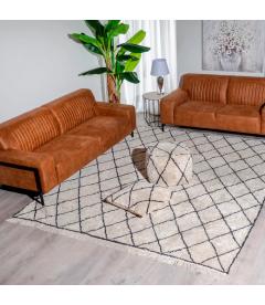 Tapis de Salon XL Style Berbère (300x240cm)