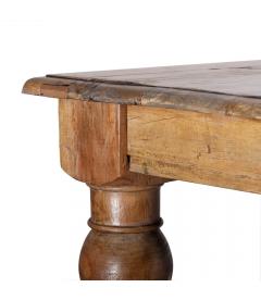 Table Bangkirai de 3M - 12 Personnes