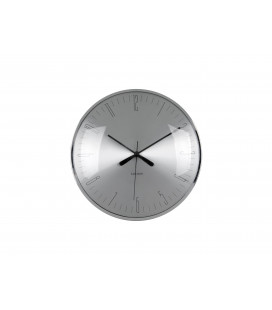 Horloge Silencieuse Karlsson Dragon Fly Alu 25cm
