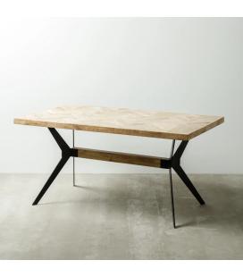 Table A Manger Marina Acacia 160cm