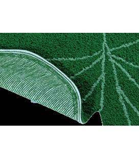 Tapis Lavable Monstera Leaf Coton 120/180 cm