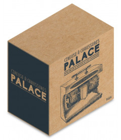 Cireuse A Chaussures Palace Grise Accessoires Homme