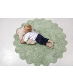 Tapis Lavable Rond Puffy Sheep Ø140 cm