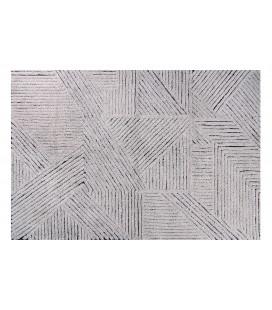 Tapis Laine Black Chia 170 / 240 cm