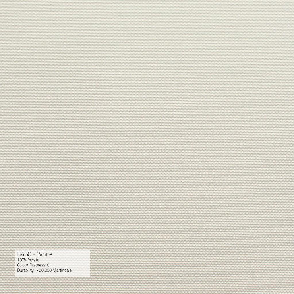 B450 Blanc